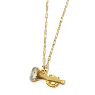 Trumpet necklace NE 400