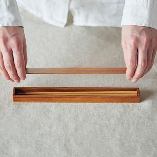 Bamboo box wiping lacquer chopstick box | Bamboo box parts (G)