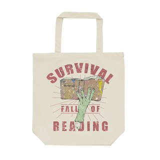 tote bag / Fall of reading