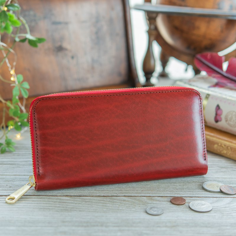 Made in Japan handmade leather wallet