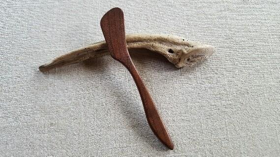 Walnut Butter Knife
