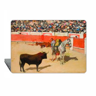 Corrida Macbook 15 touch bar case macbook 12 Spain MacBook Air 13 Case Macbook Pro 13 Retina Macbook 11 cover classic art Case Hard Plastic 1827