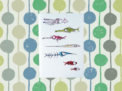 Fishy Business Notebook