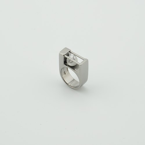 Blackspaceflat Ring