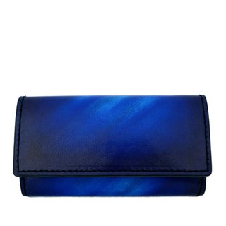 ACROMO Blue Key Purse