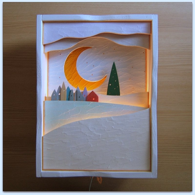 Free shipping on offer · Hill with tree view