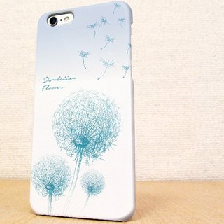 (Free shipping) iPhone case GALAXY case ☆ Dandelion