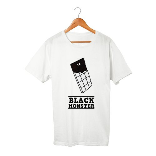 Black Monster #19 T-shirt