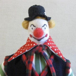 polka series clown