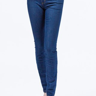 Raw Bright Indigo Jeans