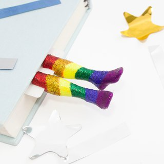 Pride bookmark from MyBookmark