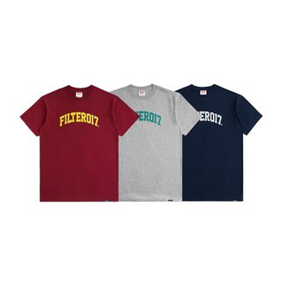 Filter017 College Fonts Tee / 学院字体Tee Vol.2