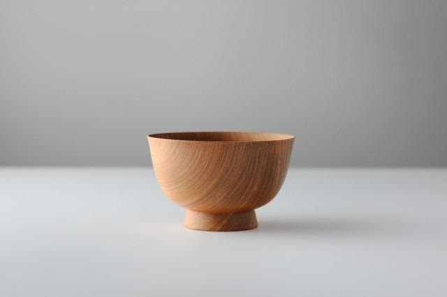 Floating bowl M Natural