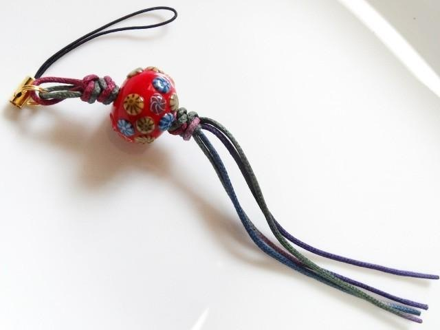 Dragonfly ball classic pattern strap