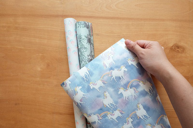 Reusable Wrapping papers (Collection 11) : Set of 3