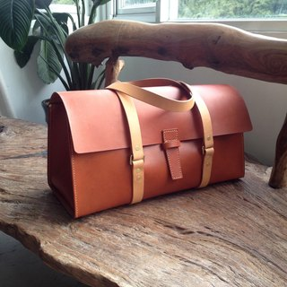 WORKING LEATHER BAG 工作皮革包