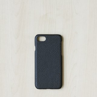 Leather case for Iphone 7/8 (MidNight Black)