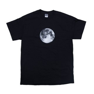 Realistic prints. The back of the moon T-shirt Unisex XXL size Tcollector