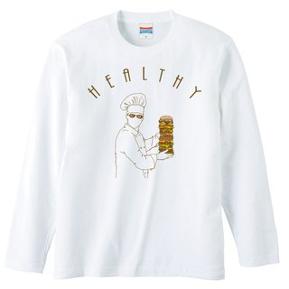 Long sleeve T shirt / Healthy