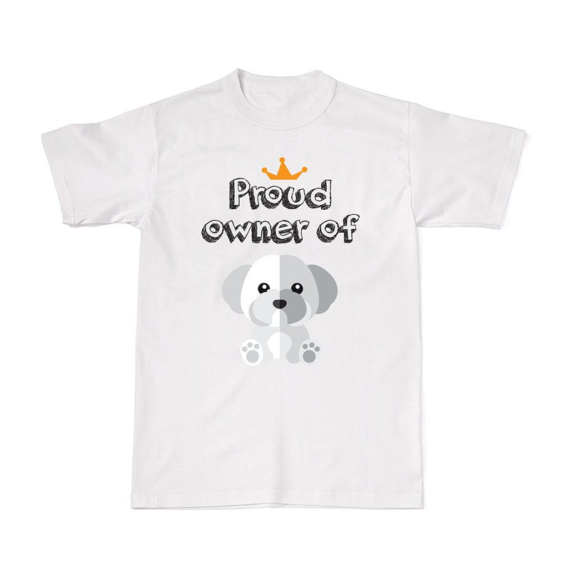 Proud Dog Owners Tees - Maltese