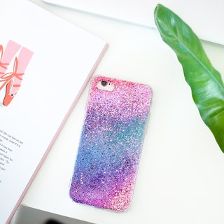 coral | case, phone case, glitter case, iphone case, samsung case