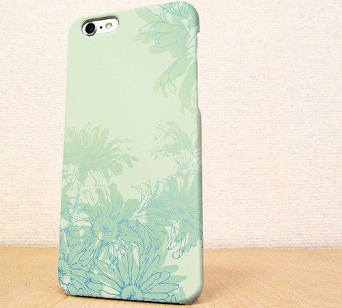 (Free shipping) iPhone case GALAXY case ☆ Flower which blooms part2