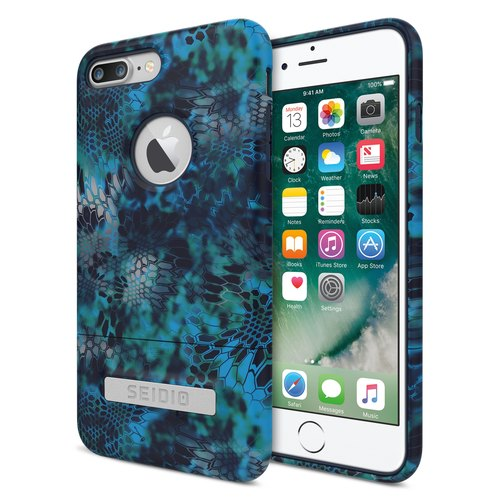 迷彩联名保护壳/手机壳 for iPhone 7 Plus/8 Plus-巨浪海神-SURFACE x KRYPTEK 系列