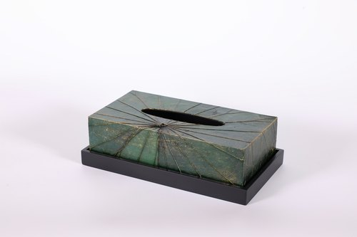 Lotus Tissue Box