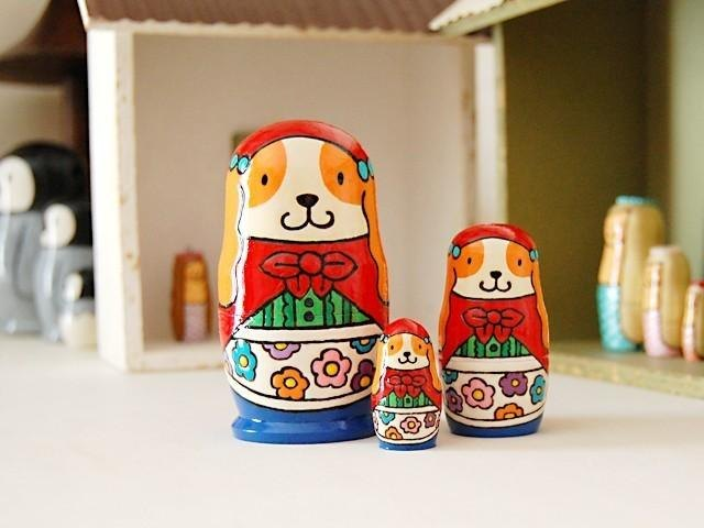 Matryoshka * Little Red Riding Hood Cavalier