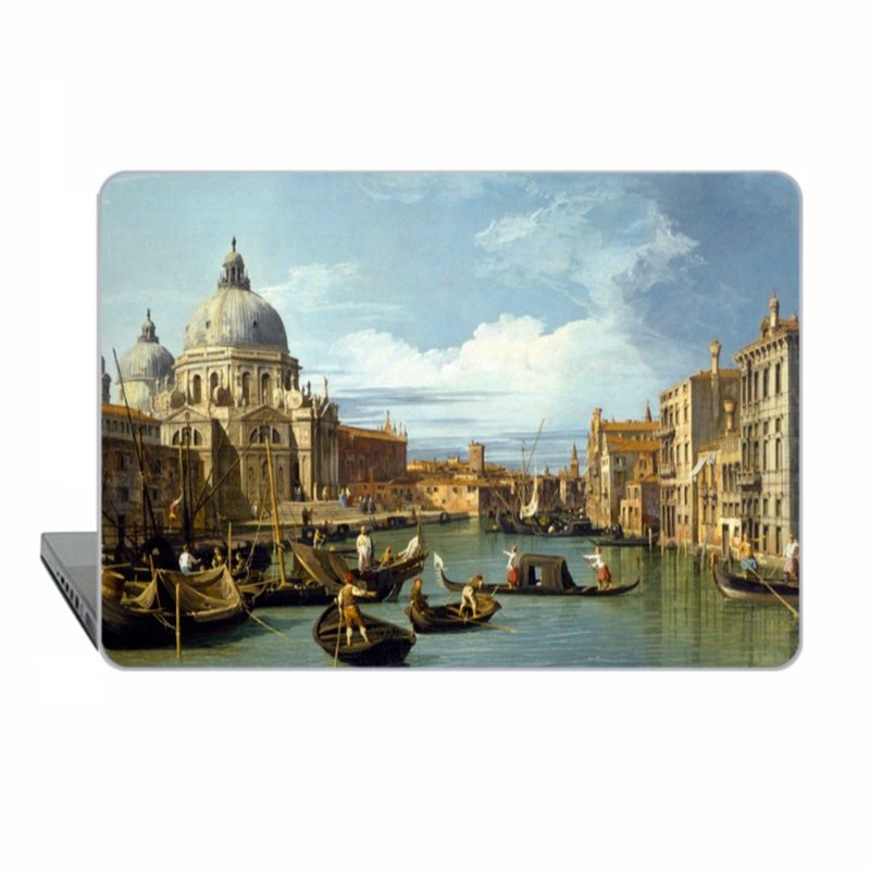 Vintage Macbook case Pro 13 TB 2016 Case Venice MacBook Air 13 Case Grand canal Macbook 11 Macbook 12 Macbook Pro 15 Retina classic art Case 1731