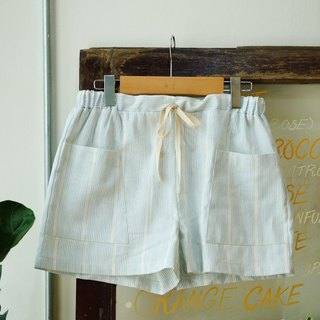 Pockets Shorts : Blue
