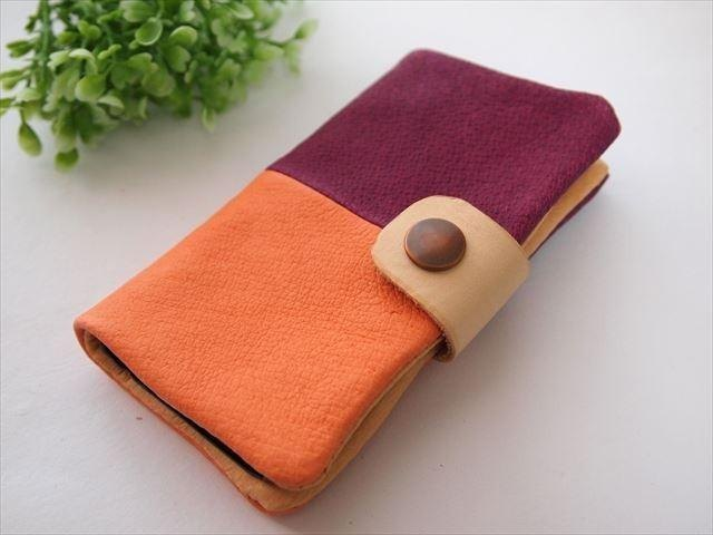 [Pig leather soft i phone 6 cover multi-color leather smartphone case 15310010