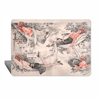 Macbook case Pro 13 2016 Case illustrator MacBook Air 13 Case vintage Macbook 11 Macbook 12 Macbook Pro 13 Retina fashion Case Hard Plastic 1728