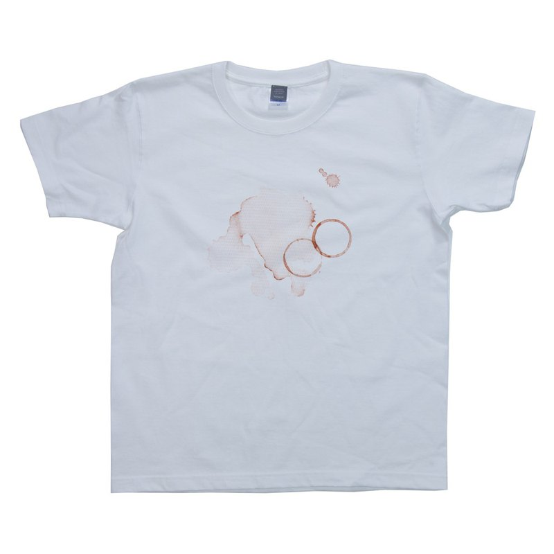 Coffee Stain Print T-shirt Unisex XS ~ XXL Size Tcollector