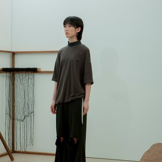TRAN x FF&f x ACME Breakfast CLUB制服联名 团型刺绣中性Tee