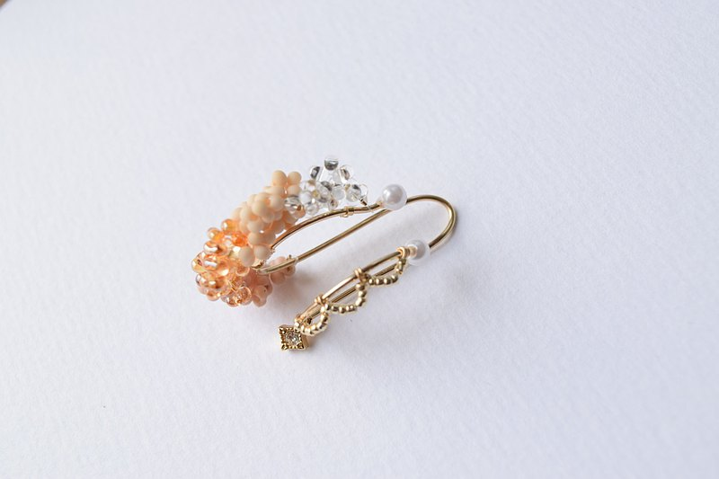14K gold filled earcuff【one ear】