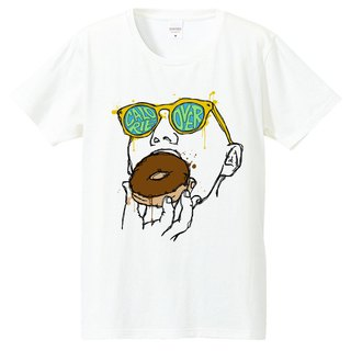 T-shirt / Calorie over / Doughnut 2