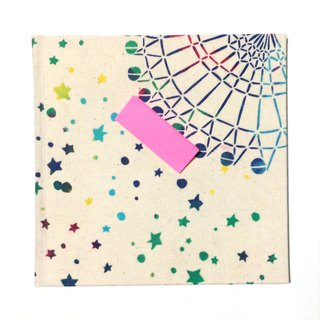 Schedule notebook starry sky Ferris wheel in 2019