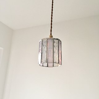 Misty Night Pendant Light Pink Sweet Pea Bay View