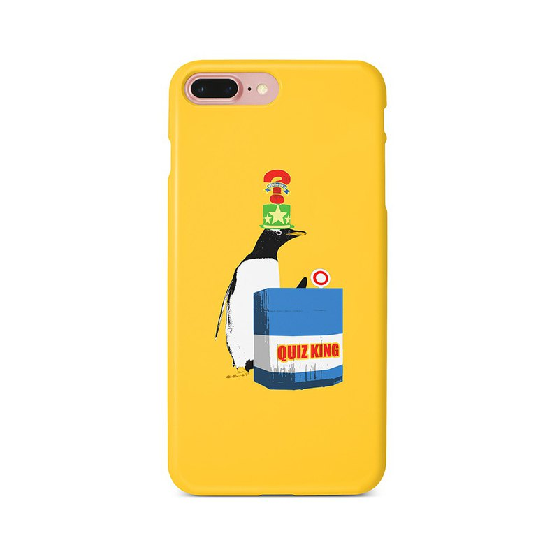 iPhone case / Quiz king