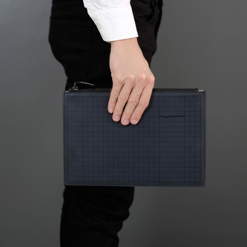 HOLDER FOLDER A5 - BLACK ONYX  #CUTTINGMAT