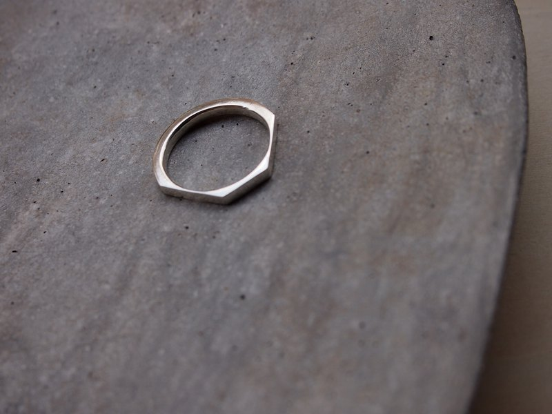 "la luce ring_02 ""AKEBONO"" ( the dawn )"