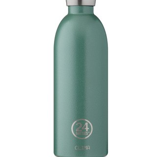 新品24Bottles - Clima Moss Green (850ml) - 保暖12hr 保冷24hr