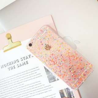 fairy pastel | case, phone case, glitter case, iphone case, samsung case