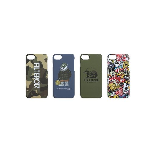 Filter017 Dazzle Shield iPhone 7 & 8 Case 手机保护壳