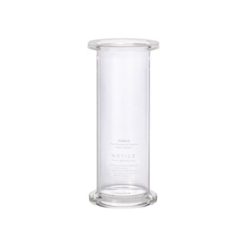 GLASS CYLINDER Large 圆柱玻璃器皿 - 大
