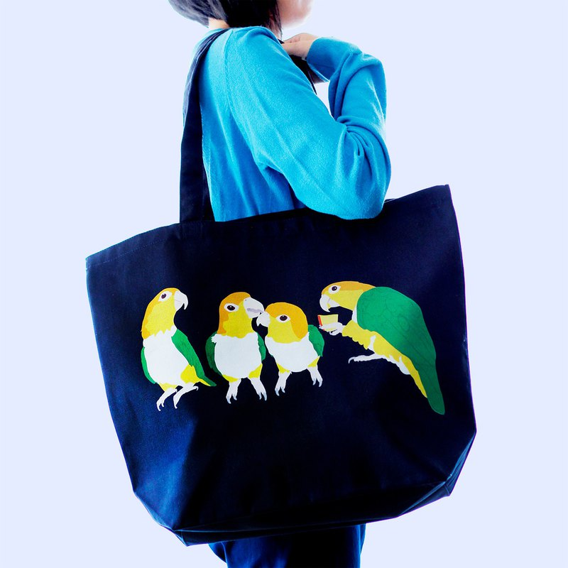 Caique's  Big Tote Bag