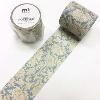 mt 和纸胶带 x William Morris【Chrysanthemum Toile(MTWILL08】