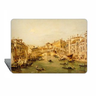 Venice Macbook case Pro 13 touch bar Case Bridge MacBook Air 13 Case Grand canal Macbook 11 Macbook 12 Macbook Pro 15 Retina classic 1733