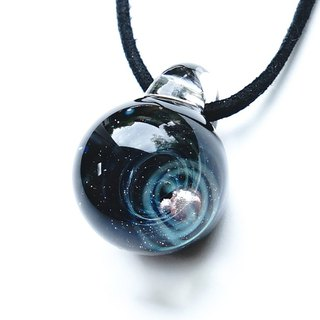 Meteorite World Gibeon Meteorite Ver4 Glass Pendant Space Planetary Star 【送 料 無 料】